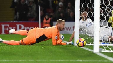 Watford 2-1 Leicester