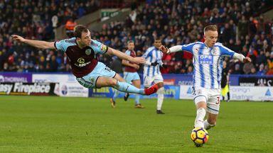 Huddersfield 0-0 Burnley