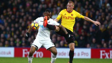 Watford 1-2 Swansea