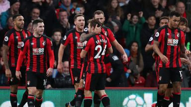 Bournemouth 2-1 Everton