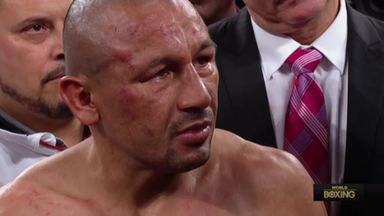 Salido announces his retirement