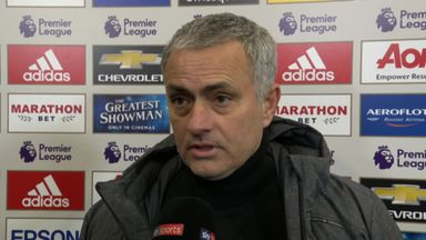 Mourinho: It was a clear penalty