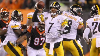 Steelers 23-20 Bengals
