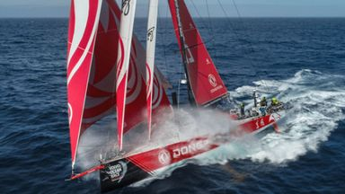 Dongfeng out in front