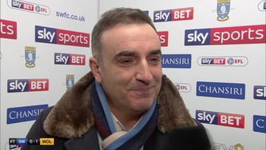 Carvalhal: This season a little difficult