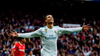 'Ronaldo fit to start El Clasico'