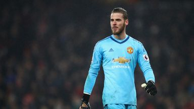 De Gea: Not time to talk about future