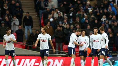 How should Spurs approach Man City?