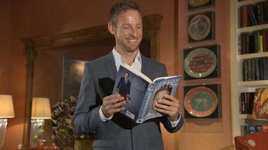 Jenson Button 'Life to the Limit'