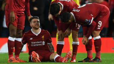 Klopp hopeful on Moreno injury