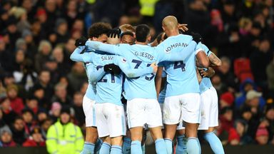 City set to be record breakers?