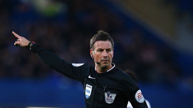 'FA have let us down on Clattenburg'