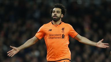 Salah: Early goal made game easier
