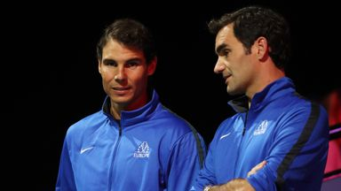 'Roger & Rafa can both win slams in 2018'