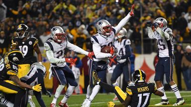 Dramatic win for Patriots