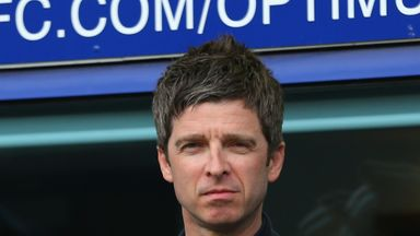 Noel Gallagher on all things Man City