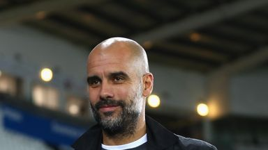Guardiola seeking defensive addition