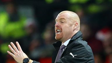 Dyche is 'the ginger Mourinho'