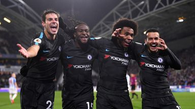 'Chelsea have best squad bar City'