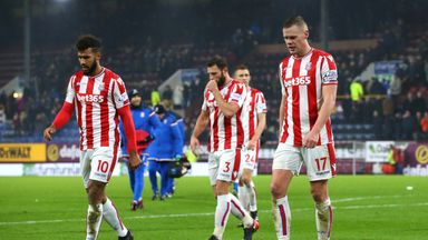 Higginbotham: Survival the key for Stoke