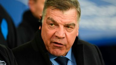 Allardyce preparing January deals