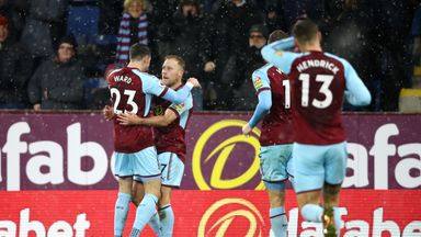 'Burnley know how to hold leads'