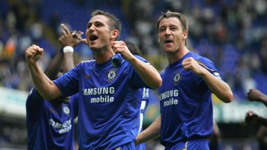 Would Terry's Chelsea beat City?