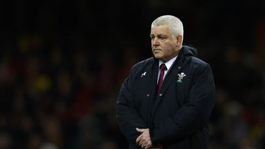 Gatland: It's a great opportunity