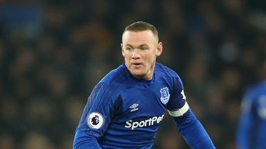 Walcott: I'd love Rooney to stay