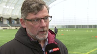 Levein: Hard work paid off against Celtic