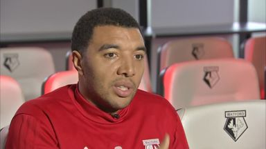 Deeney happy at Watford