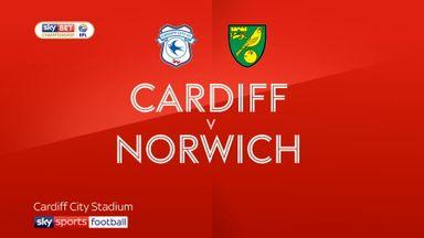 Cardiff 3-1 Norwich