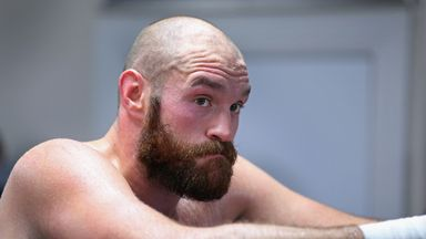 'Fury is a misunderstood man'