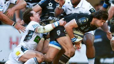 Montpellier 36-26 Glasgow