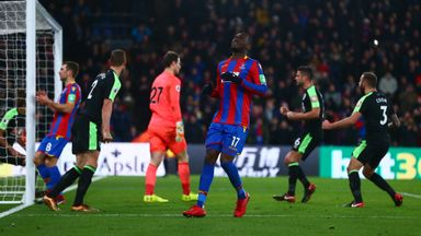 Schlupp: Palace taking positives