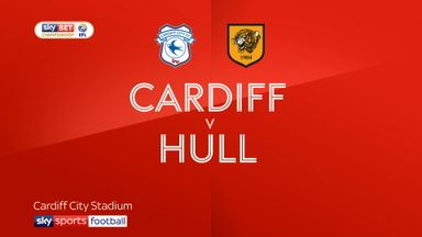 Cardiff 1-0 Hull