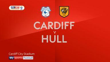 Cardiff 1-0 Hull