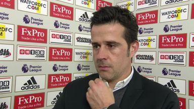 Silva: We needed second goal