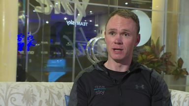 Froome: I've done nothing wrong