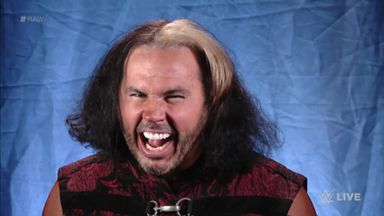 Matt Hardy rallies his 'Woken Warriors'