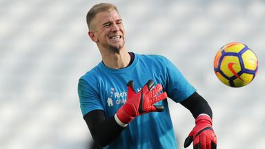 Is Hart's England place under threat?