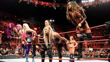 Raw Women strike back against Absolution