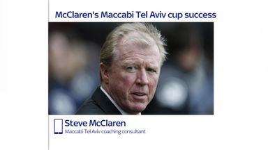 McClaren: Foreign coaches push out British