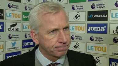 Pardew: We lacked conviction