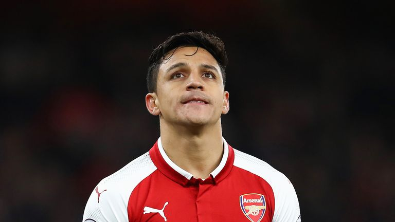 Alexis Sanchez holds the key to any potential move to Man City or Man Utd, Tim Sherwood told The Debate
