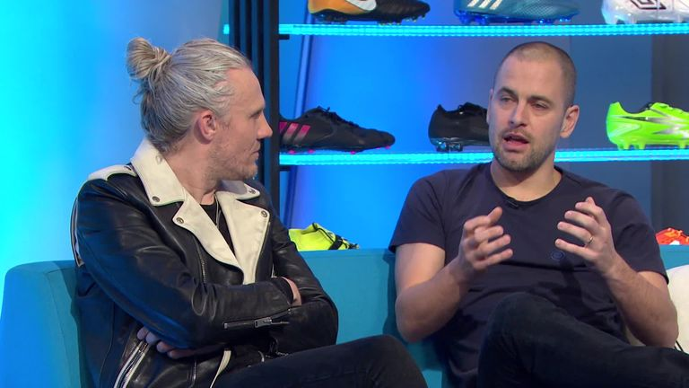 Speaking on Soccer AM, Joe Cole discusses the pros and cons of going into the world of punditry and coaching after his playing career finishes