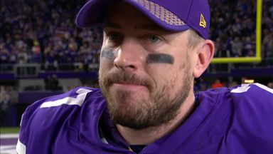 Keenum: I have no words