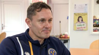 Shrewsbury gear up for West Ham visit