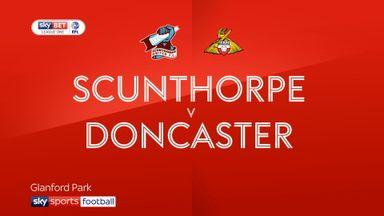 Scunthorpe 1-1 Doncaster