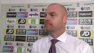 Dyche: The team is moving forward